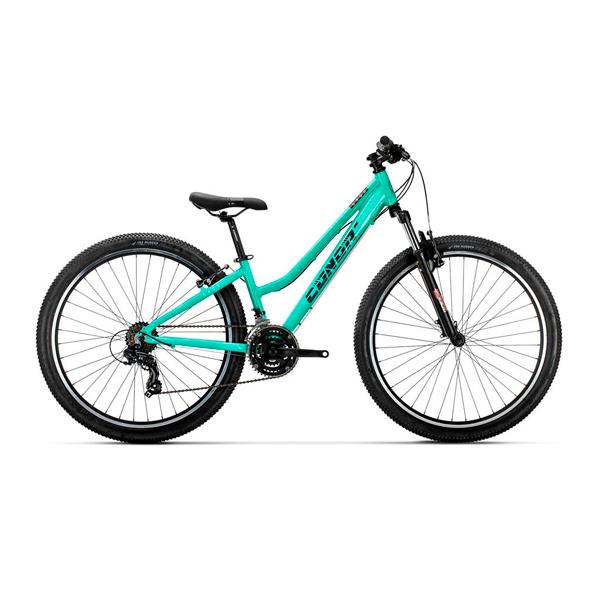 "Bicicleta de montaña CONOR 5400 27,5"" LADY VERDE WS"