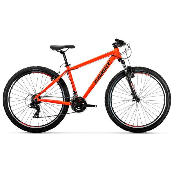 Bicicleta de montaña Conor 5400 27,5 rojo