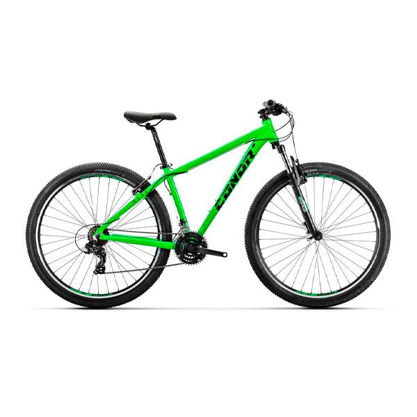 """Bicicleta de montaña Conor 5500 29"""" verde T-LA"""