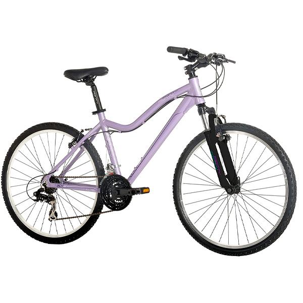 "Bicicleta de montaña Monty KY12 AL LILA 26"" FV TS 21V"