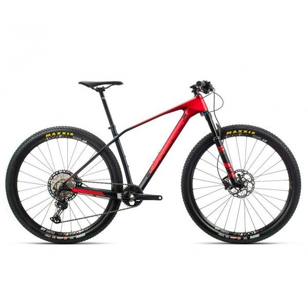 Bicicleta de montaña Orbea ALMA 29 M25 ROJO-NEGRO T-M