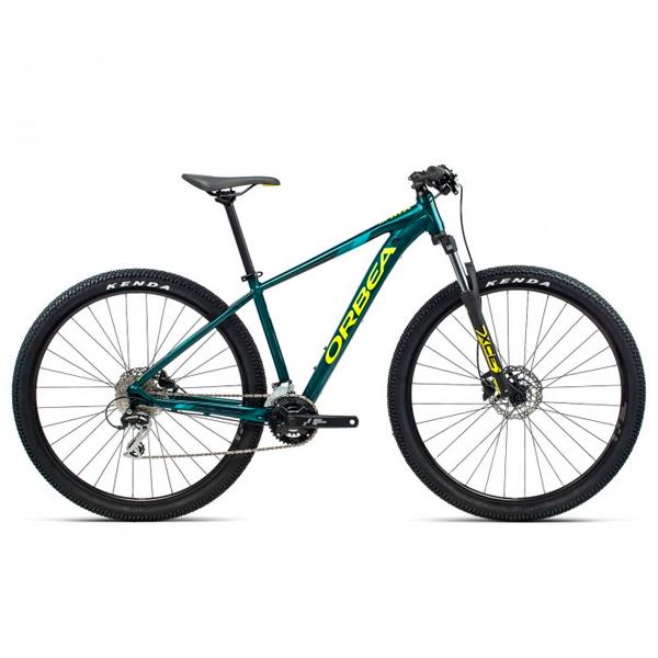 Bicicleta de montaña Orbea MX 27 50 T-S 1 oceano amarillo