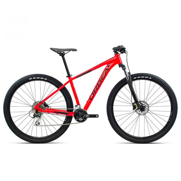 Bicicleta de montaña Orbea MX 27 50 T-S 2 rojo negro