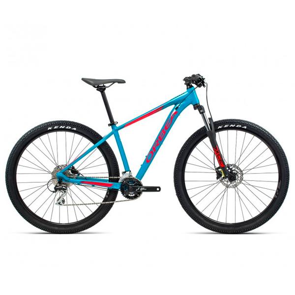 Bicicleta de montaña Orbea MX 27 50 T-S azul rojo