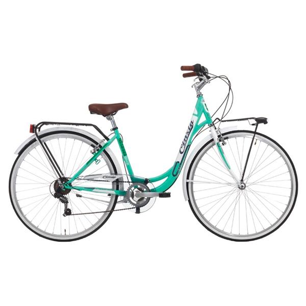 Bicicleta de paseo Deportica CINZIA LIBERTY LADY 6 V 26
