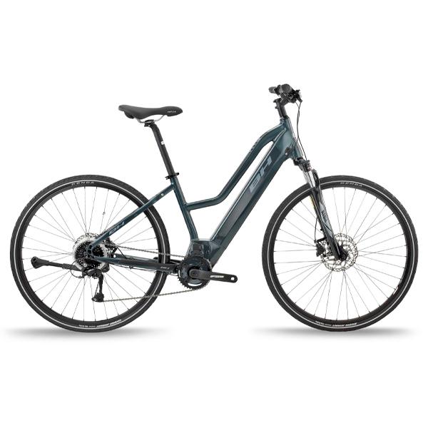 Bicicleta eléctrica BH ATOM JET T-SM