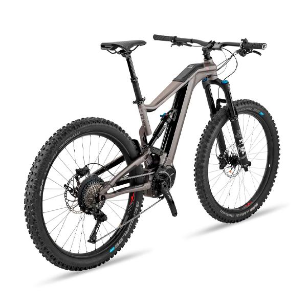 Bicicleta eléctrica BH X-TEP LINX 5.5 27,5 PRO-S T-MD