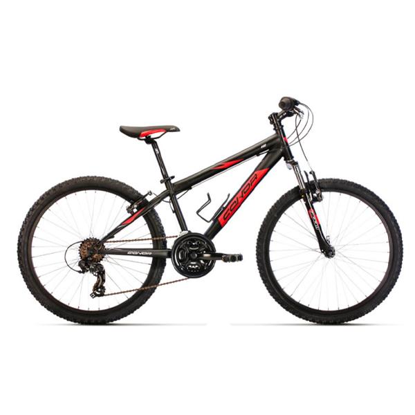 Bicicleta niño Conor 440 24 Negro - Rojo
