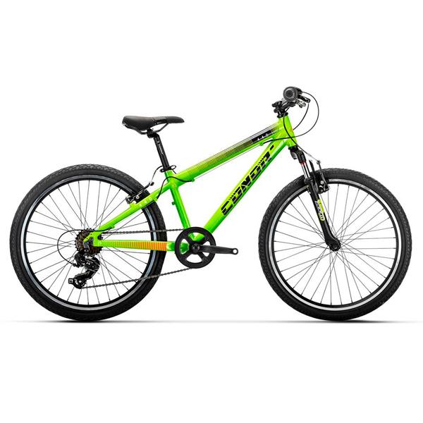 "Bicicleta niño Conor 440 24"" verde"