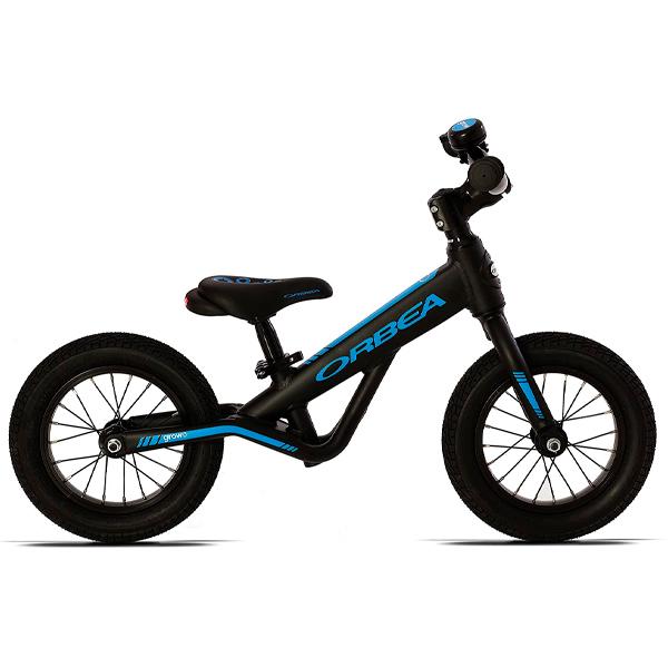 Bicicleta niño Orbea GROW 0 Negro - Azul