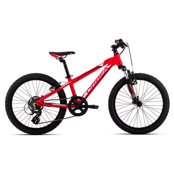 Bicicleta niño Orbea MX 20 XC 16 Rojo - Blanco