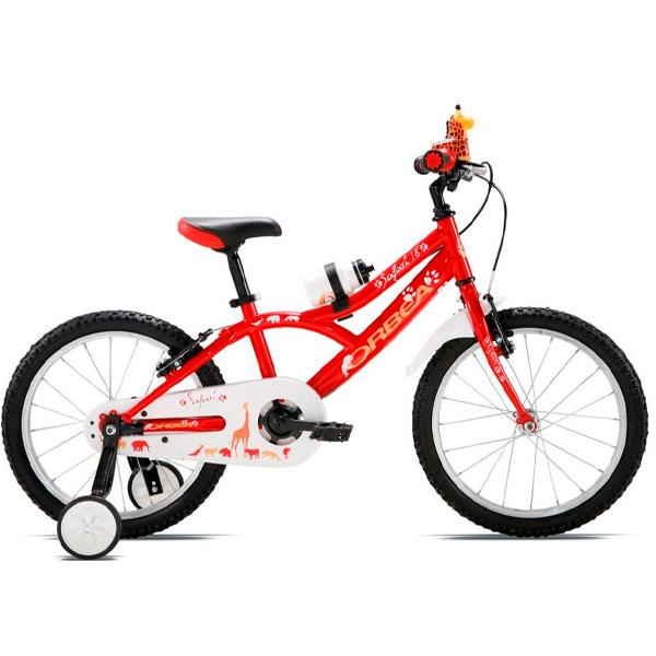 Bicicleta niño Orbea SAFARI 18 Rojo